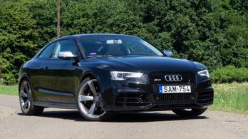 Használtteszt: Audi RS 5 - 2012.