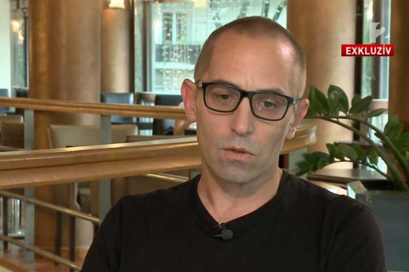 Császár Előd először szólalt meg 22 éve okozott halálos autóbalesete óta