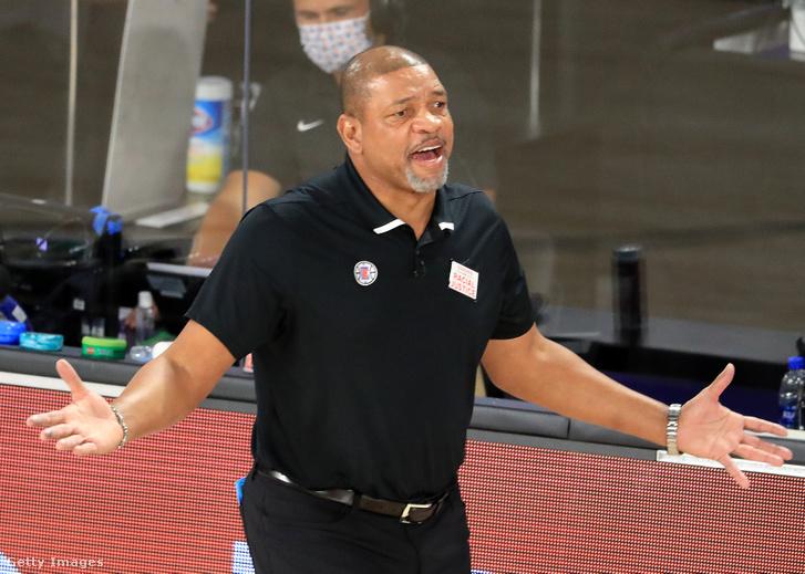 Doc Rivers már nem a Clippers vezetőedzője