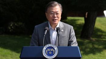Északra akart szökni a menekülés közben lelőtt dél-koreai férfi