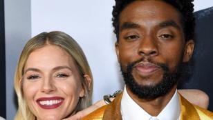 Chadwick Boseman lemondott fizetése egy részéről, hogy Sienna Miller többet kaphasson