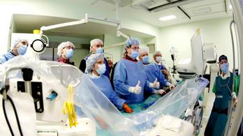 Látott már szívműtétet élőben?