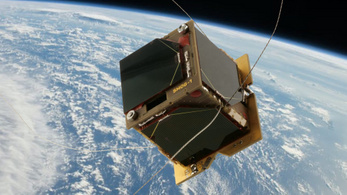 Visszatért a második magyar műhold