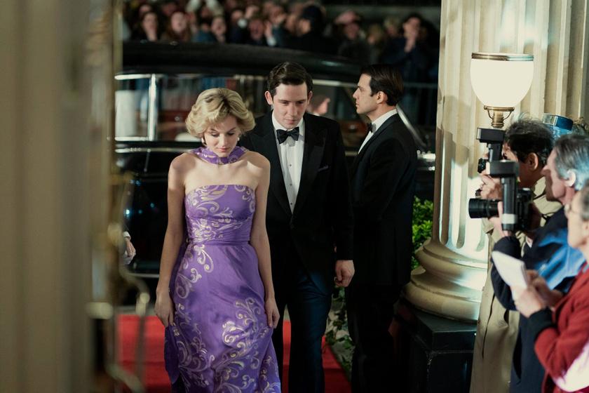 A Dianát alakító Emma Corrin és a Károly herceget alakító Josh O'Connor jó választásnak bizonyultak.