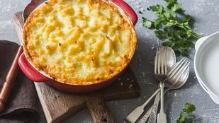 Zsályával és sütőtökkel a sajtos makaróni  is lehet egészséges