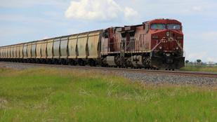Egyre több kínai áru érkezik vasúton