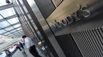 Magyar bankok besorolásán javított a Moody's