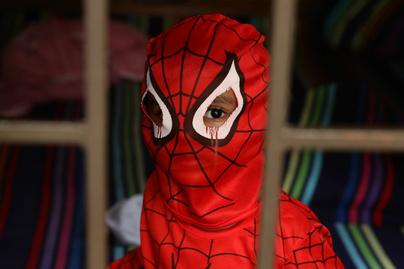 pókember gyerek