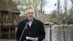 Életműdíjat kap Persányi Miklós, az Állatkert nyugalmazott igazgatója