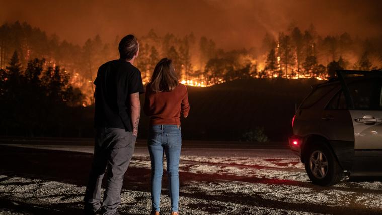 A tűz martalékává válhat a világ egyik leghíresebb borvidéke