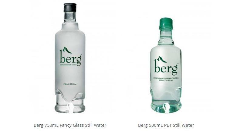 Környezetvédelmi szégyendíjat kapott a grönlandi jégből palackozott víz