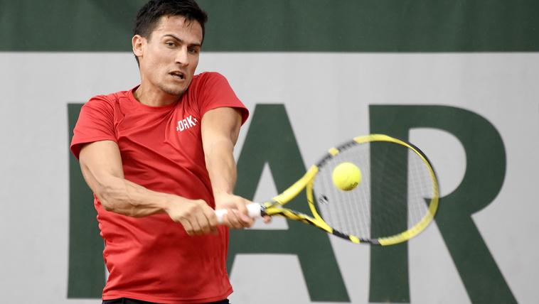 Balázs Attila bejutott a Roland Garros második fordulójába