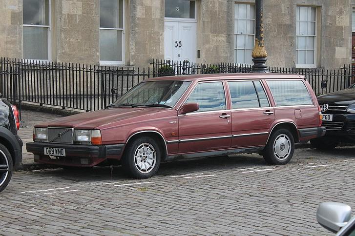 1987 Volvo 760 GLE 2.8 Litre V6 (9703925356)