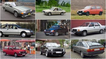 Az Év Autója-díj dobogósai mint használt autók VII. – 1982-1984.