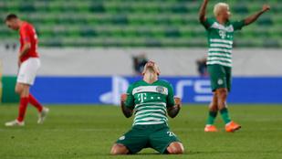 Veretlenül jutott a Bajnokok Ligája csoportkörébe a Ferencváros