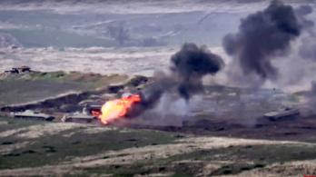 Hegyi-Karabah: a harcok azonnali beszüntetésére szólított fel az ENSZ BT
