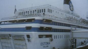 Tengeralattjáróval ütközhetett az észt komphajó