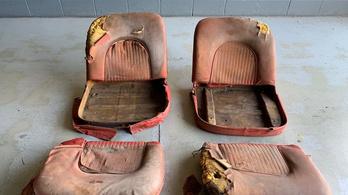 28 millió forintba kerülnek ezek a régi, szakadt ülések