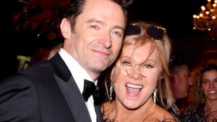 Hugh Jackman felesége tagadja a pletykákat, amelyek szerint a férje meleg volna