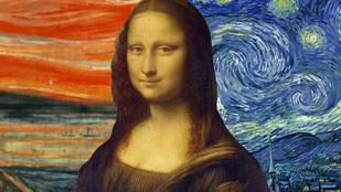 Mennyire ismered a leghíresebb festményeket? Kvízünkből kiderül!