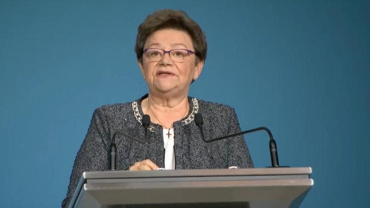 Müller Cecília: Naponta nyolc-tíz halálos áldozattal kell számolnunk