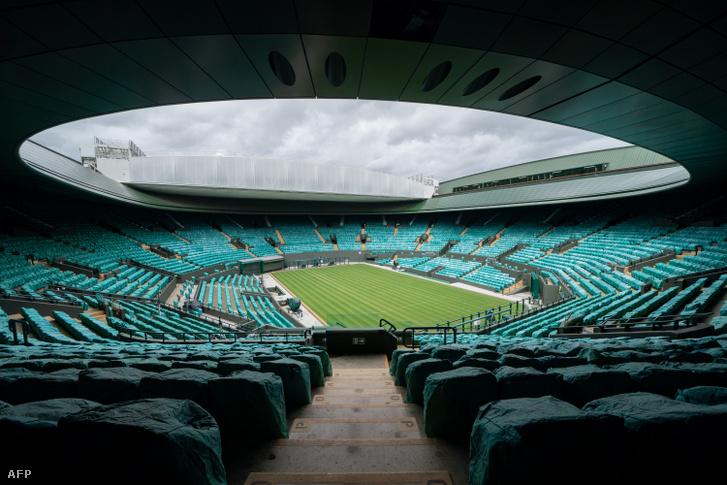 Jövőre pattoghat a labda Wimbledonban