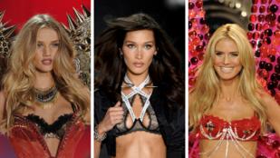 Íme a Victoria's Secret 15 leggazdagabb és legsikeresebb modellje