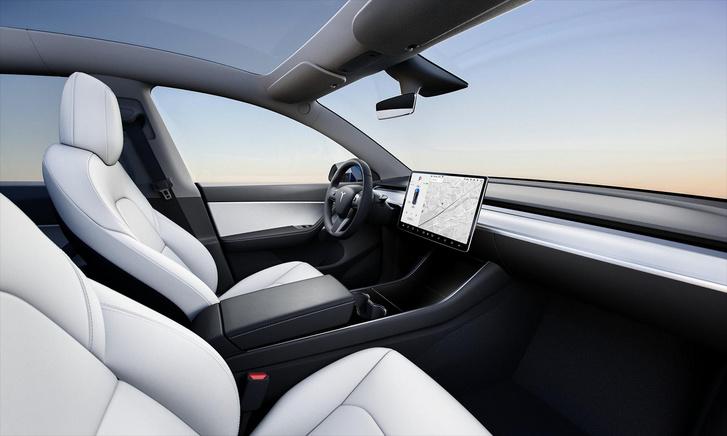 A Tesla minimalizmusa üzleti szempontból mindenképpen megéri.