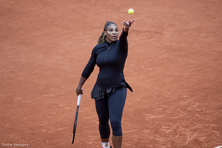 Serena Williams visszalépett a Roland Garrostól