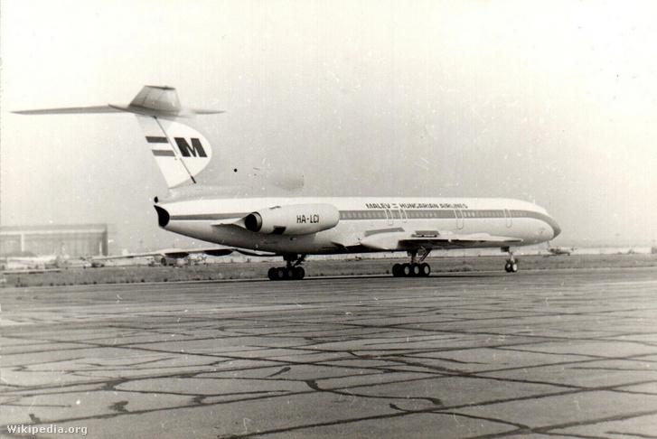 A Magyar Légiközlekedési Vállalat 240-es járata