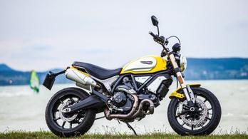 Teszt: Ducati Scrambler 1100 - 2020.