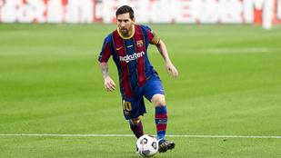 Messi bocsánatot kért a Barcelona-szurkolóktól