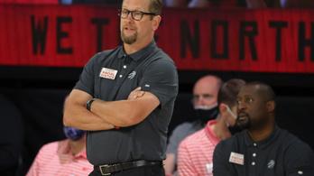 Németh Lászlótól tanulta a szakmát az NBA legjobb edzője