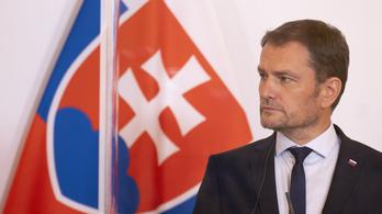 Holnaptól szükségállapot Szlovákiában