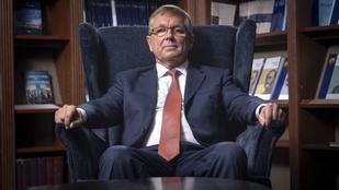 Ötven ponttal támadja a Pénzügyminisztériumot a jegybank