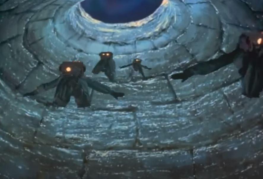 Ennyi alapján felismered, melyik filmben volt ez a jelenet?