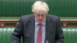 Boris Johnson: október végén már napi félmillió teszt lesz