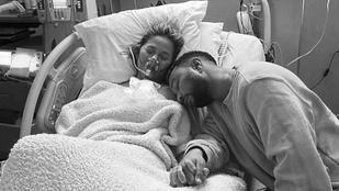 Chrissy Teigenék elveszítették a babájukat