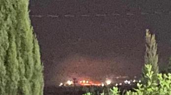 Rakéták csapódtak be szerda este az iraki Kurdisztáni Autonóm Régióban