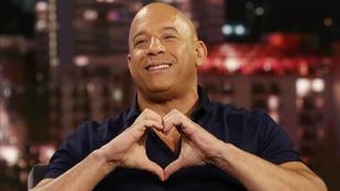 Vin Diesel, az akciósztár, kiadott egy diszkószámot