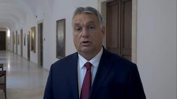 Orbán Viktor: Visszaépítjük a 13. havi nyugdíjat