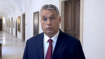 Orbán Viktor: így vagy úgy, de kellenek a külső pénzek
