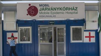 Megnyitották a kiskunhalasi járványkórházat