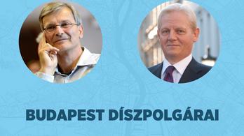 Budapest díszpolgára lett Tarlós és Demszky, Tarlósét a DK nem szavazta meg