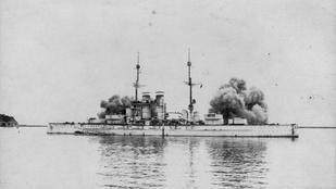 Így pusztult el a Szent István, a Monarchia egyik legmodernebb csatahajója