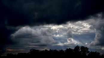 Pénteken is abszolút lehangoló időjárásra kell számítani