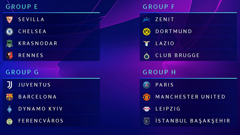 A Juventusszal és a Barcelonával egy BL-csoportban az FTC
