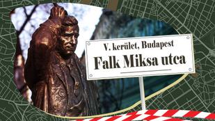Ki az a Falk Miksa, akiről a régiségboltok utcáját elnevezték?
