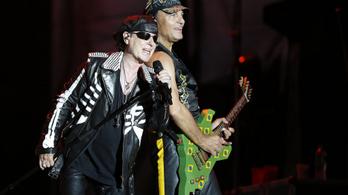 A Scorpions szerint nem a CIA írta a Wind of Change című slágert