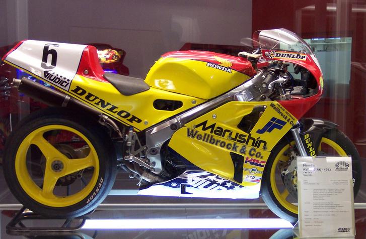 Honda RC30 RVF750